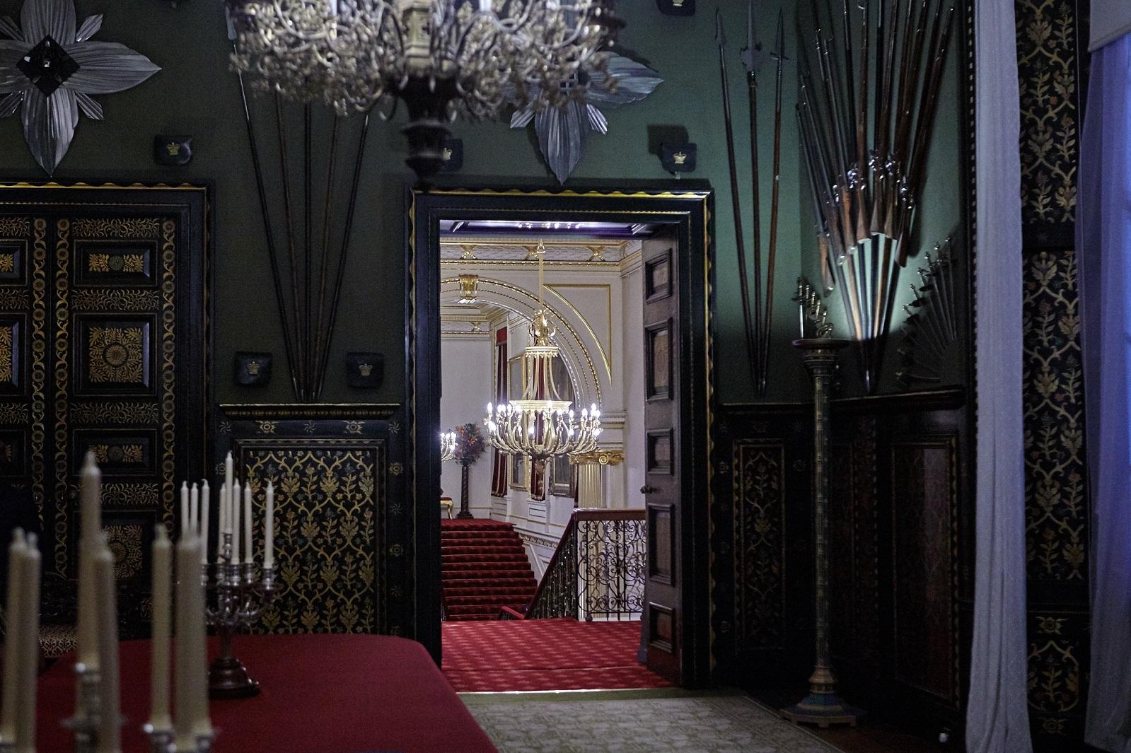 St James's Palace by Splento