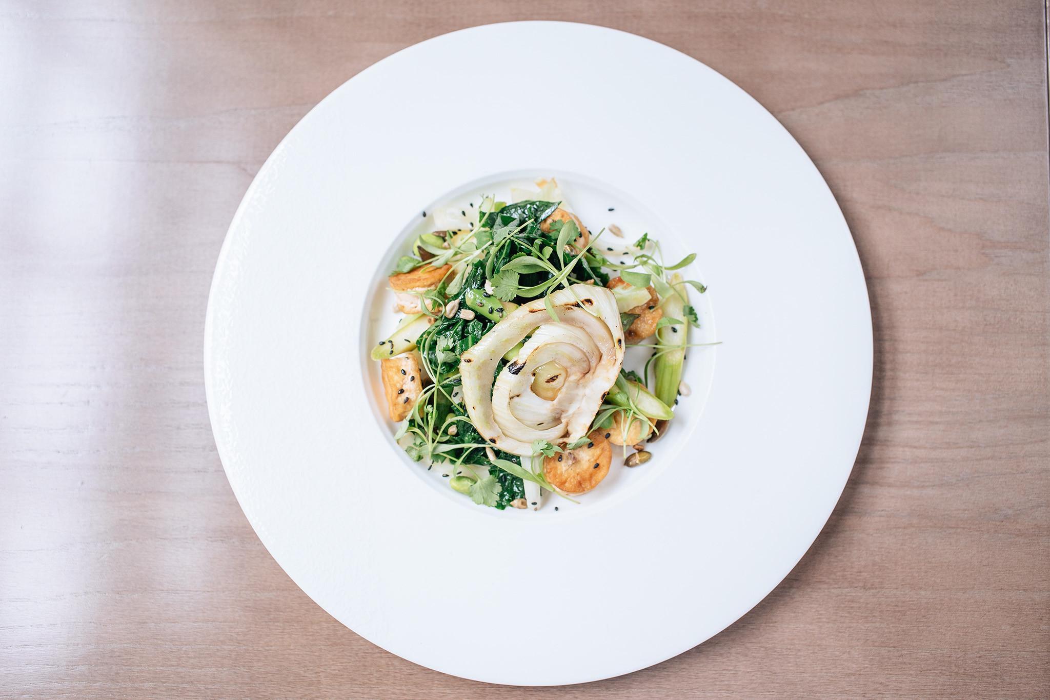 Oliver Maki, Japanese Restaurant Soho captured by Charlie Burgio/Splento