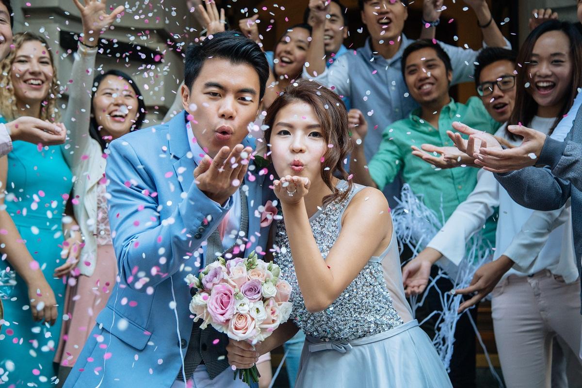 Wedding by Diana Novikova/Splento