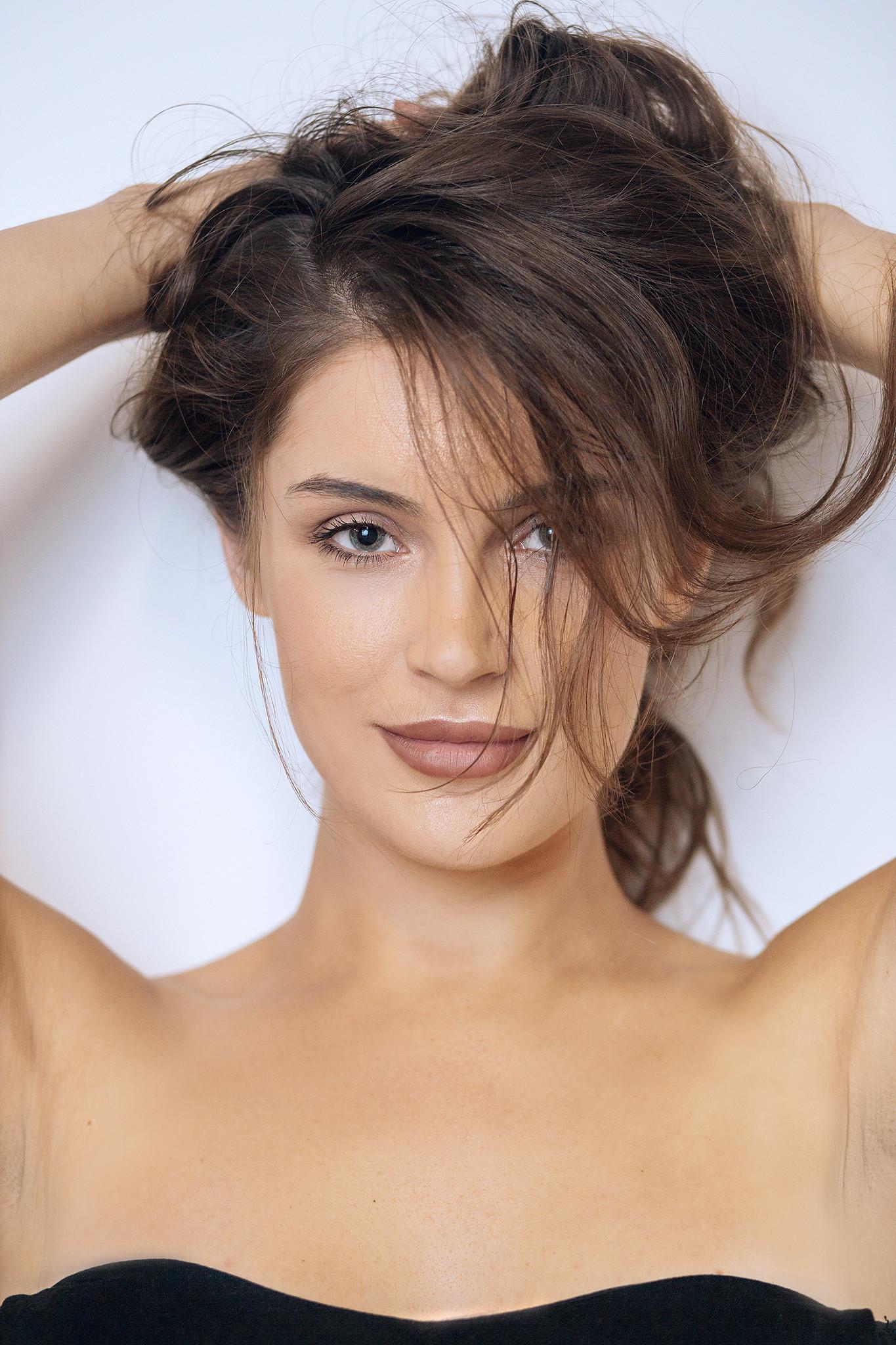 Model's portfolio by Diana Novikova/Splento