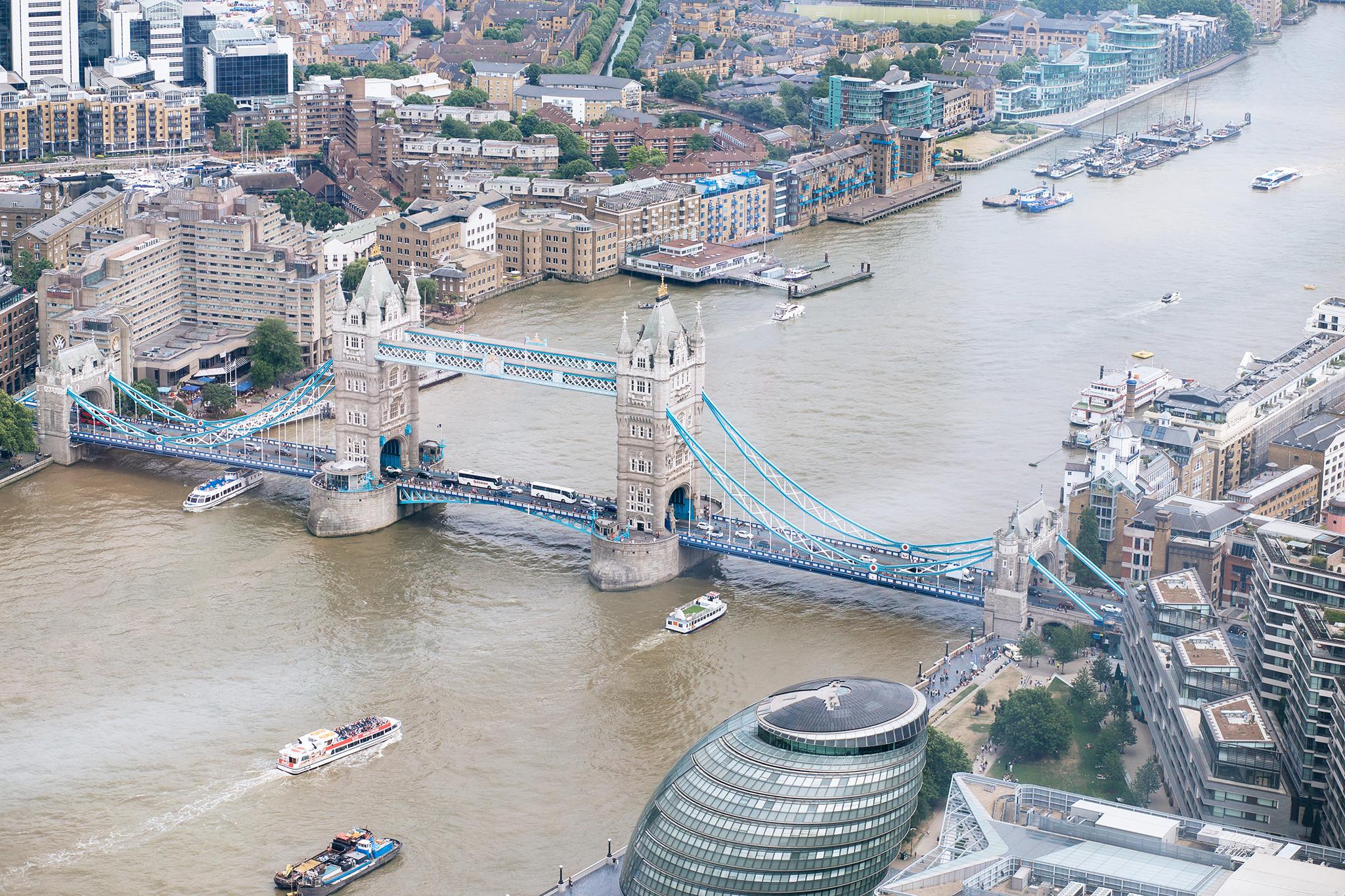 London view by Diana Novikova/Splento