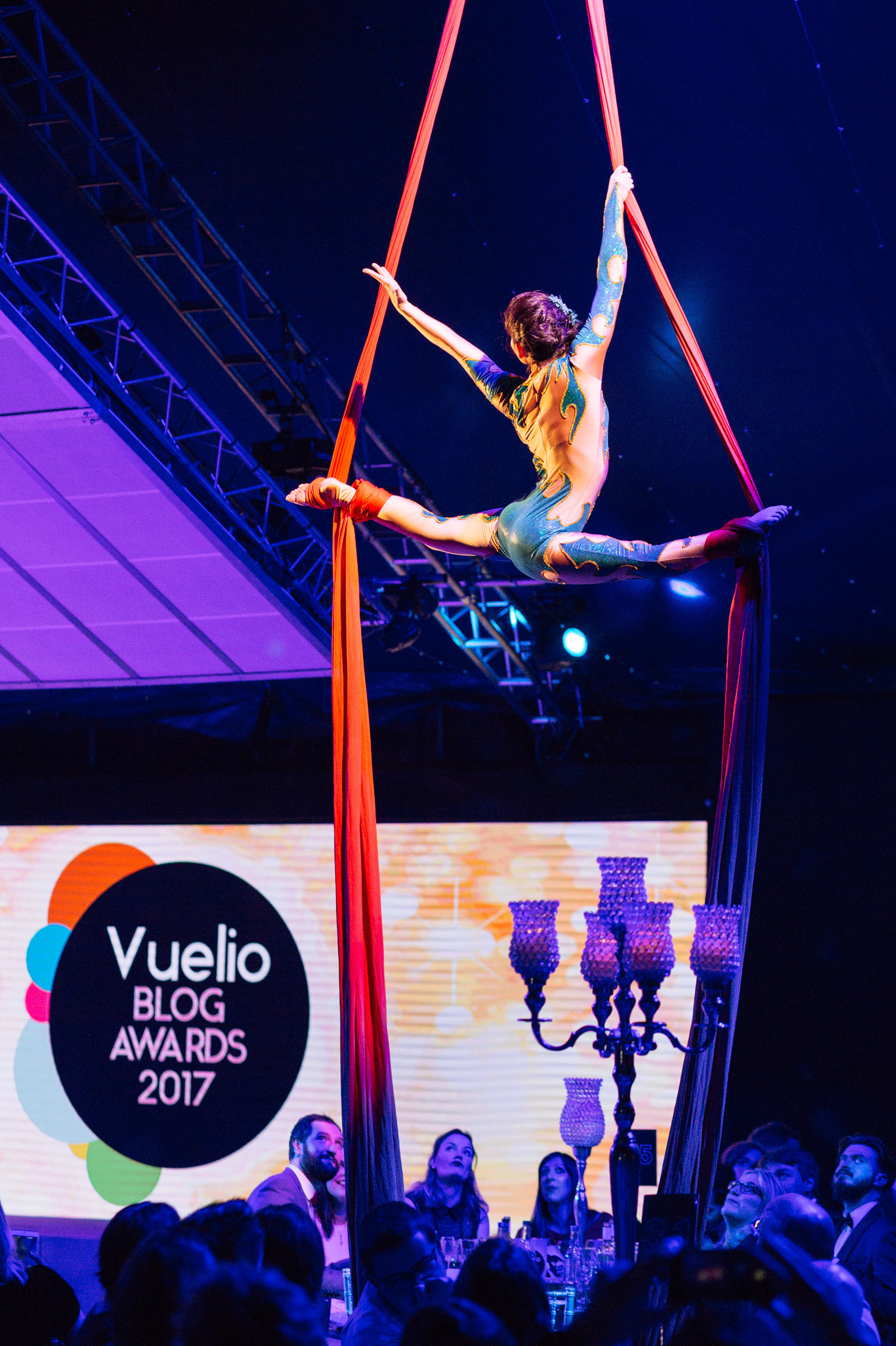 Vuelio Blog Awards photographed by Diana Novikova