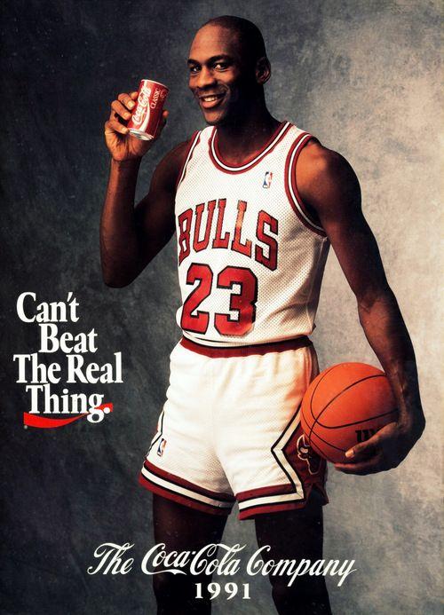 Coca Cola Michael Jordan Ad