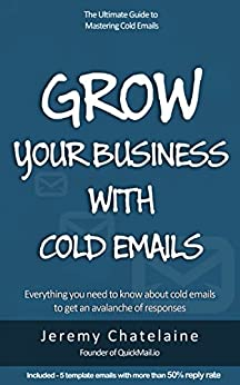 row your business with cold emails