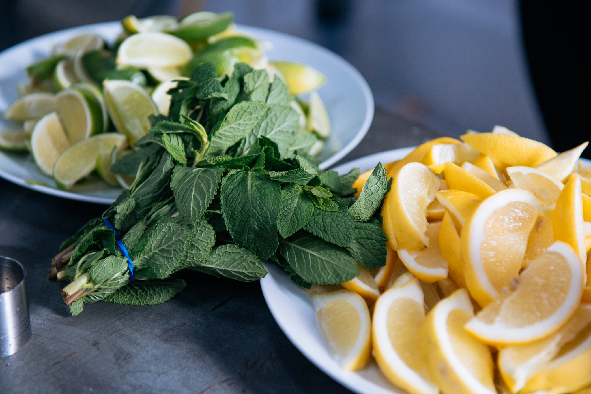Lemons and Limes - Food product photography
