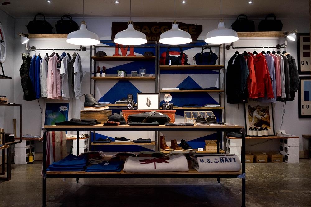 Clothes store - Product descriptions