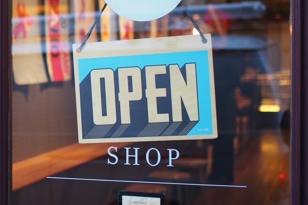 Open shop sign - Product descriptions