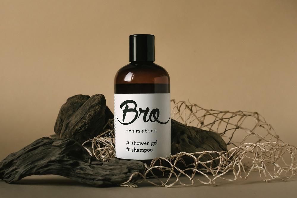 Shampoo bottle - Amazon product photography