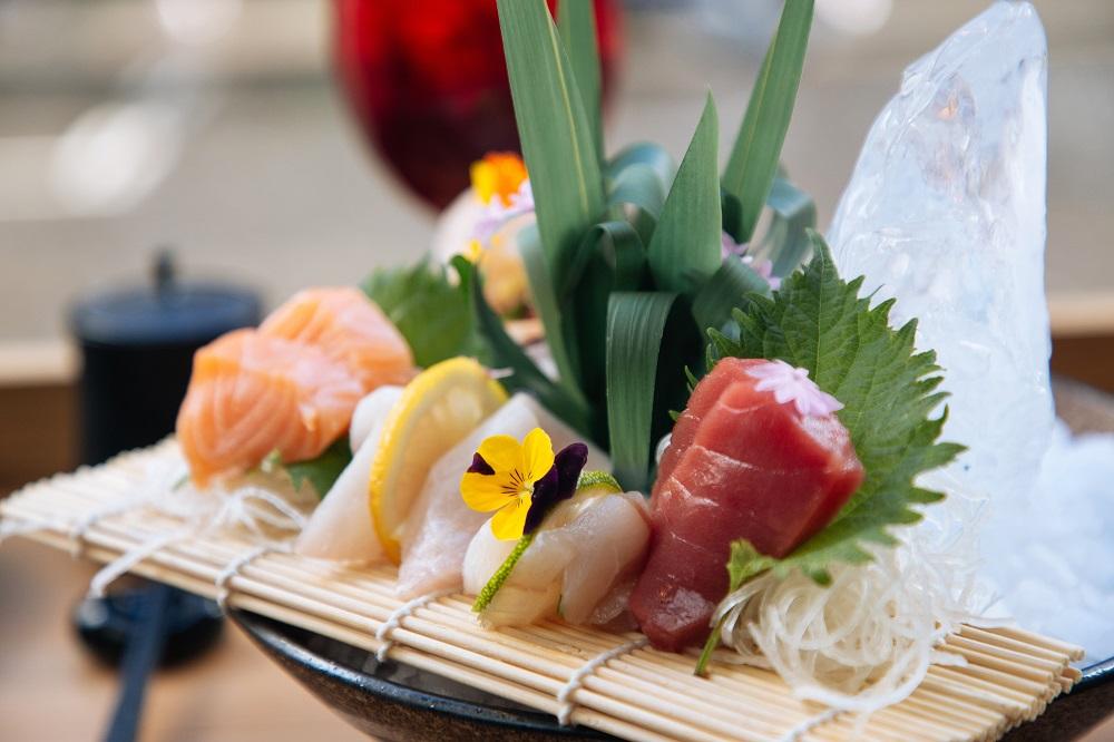 Plate of sushi - Amazing Instagram profile