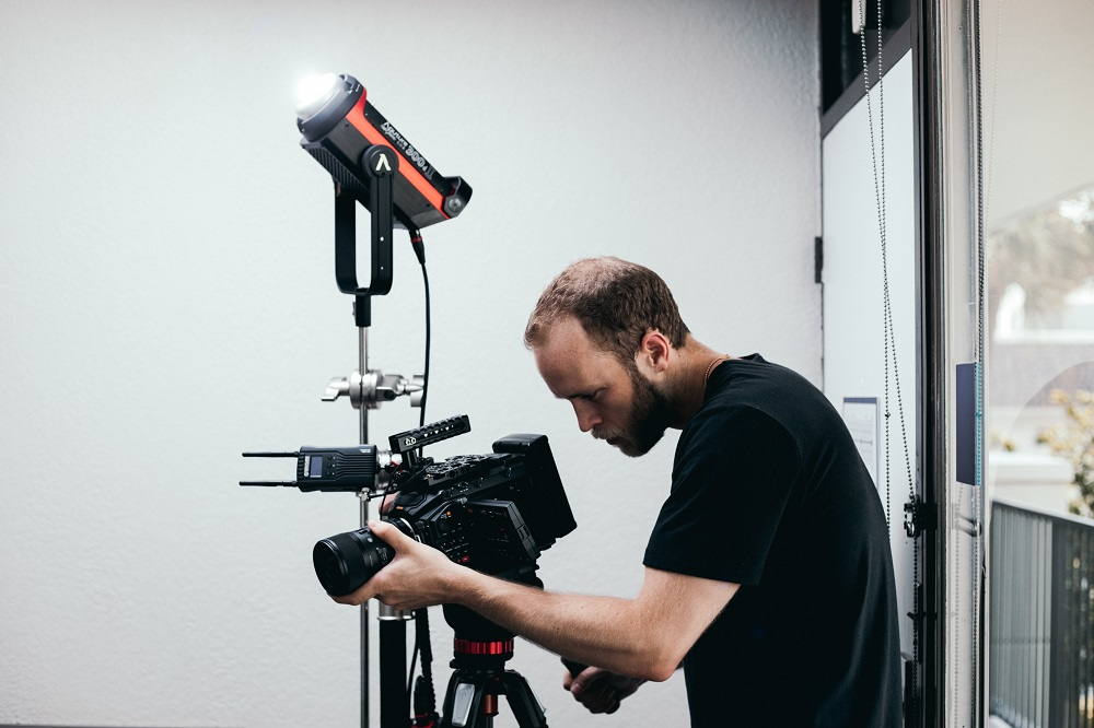 Cameraman - Product video in London