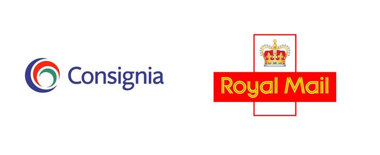 Consignia - Royal Mail Logos