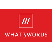 What 2 words logo