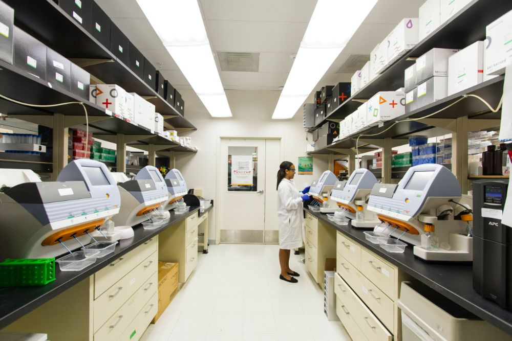 national cancer institute lab