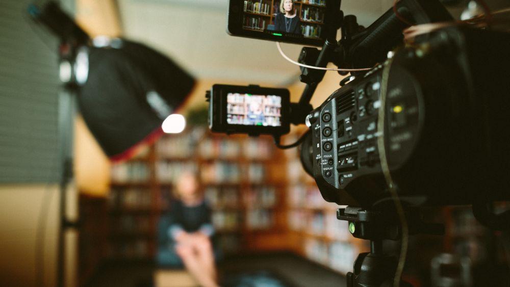 recording camera videography