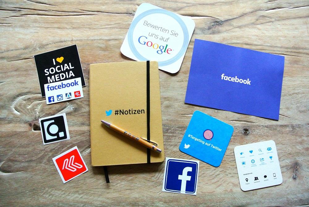 Social Media planning book