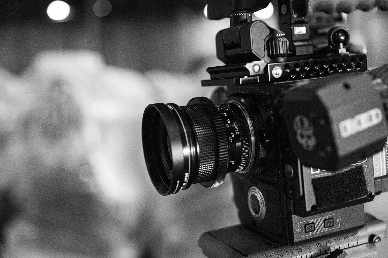 Video camera b&w