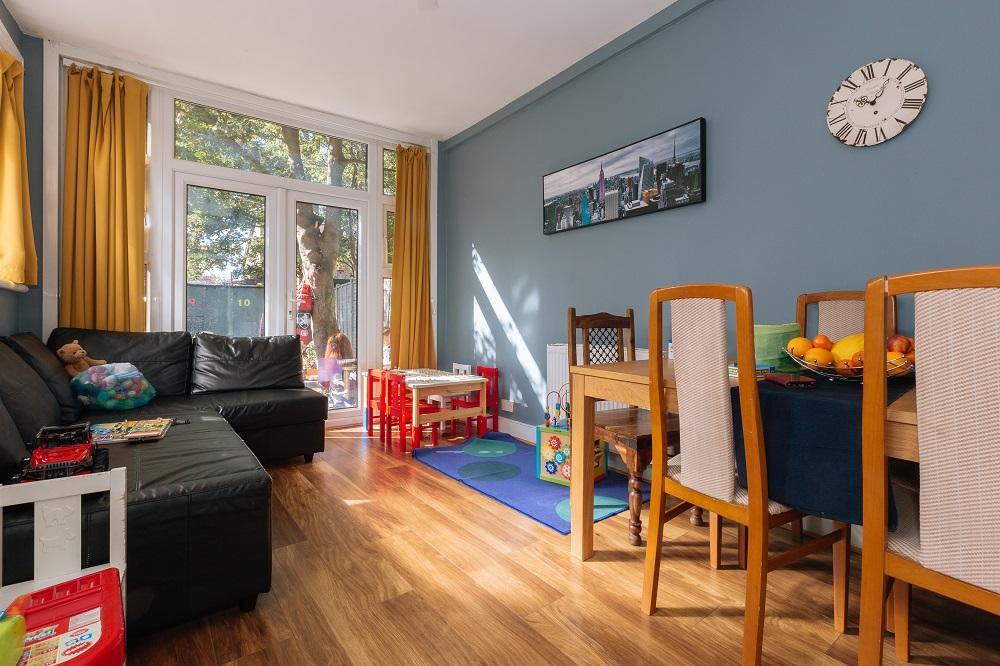 Lounge - Playroom by Monica