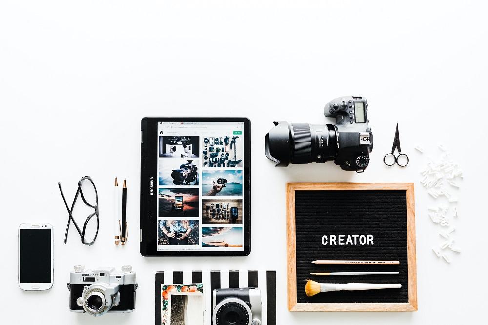 Creative photography kit
