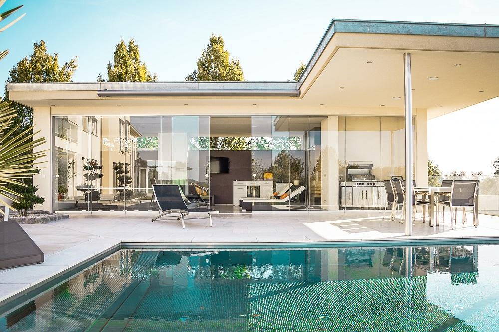 Luxury home videographer