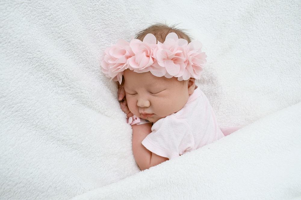 Newborn professional photos