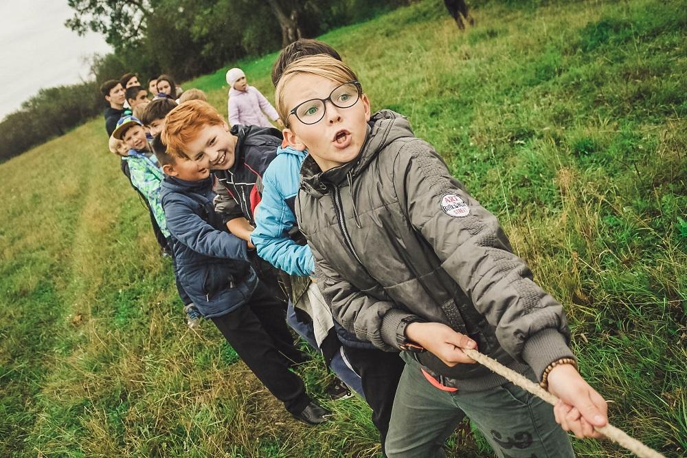 Summer camps for children