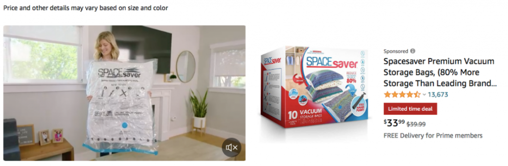 Product videos for Amazon