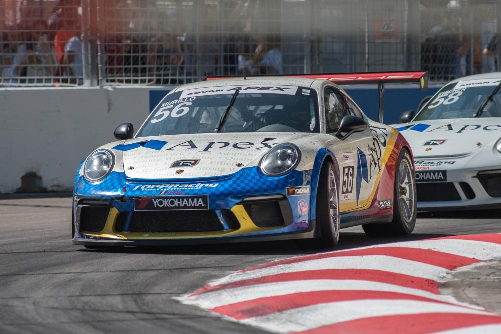 2021 touring car race