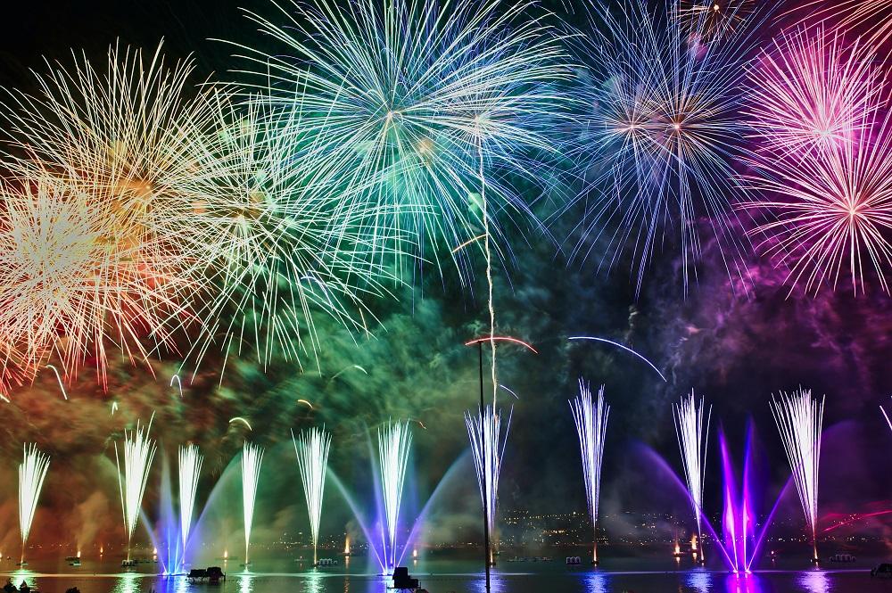 Fantastic Firework photos