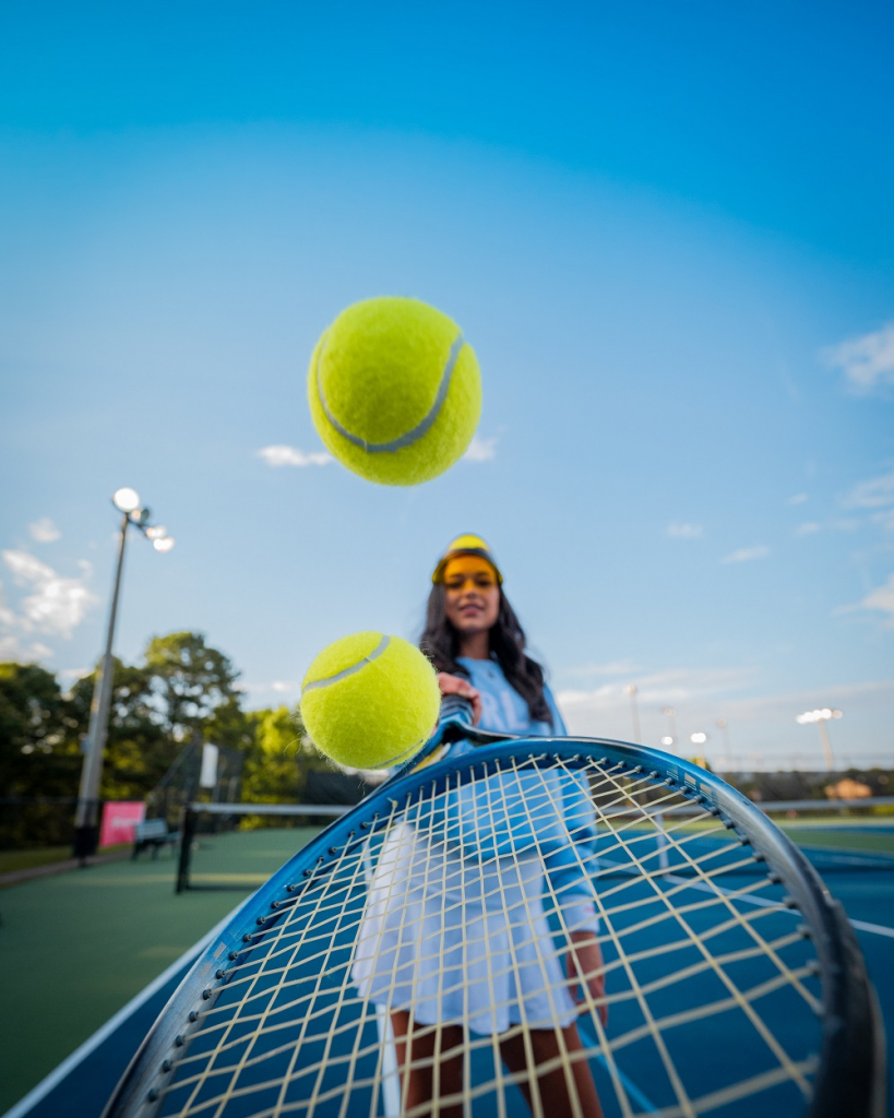 Photography for high volume sports
