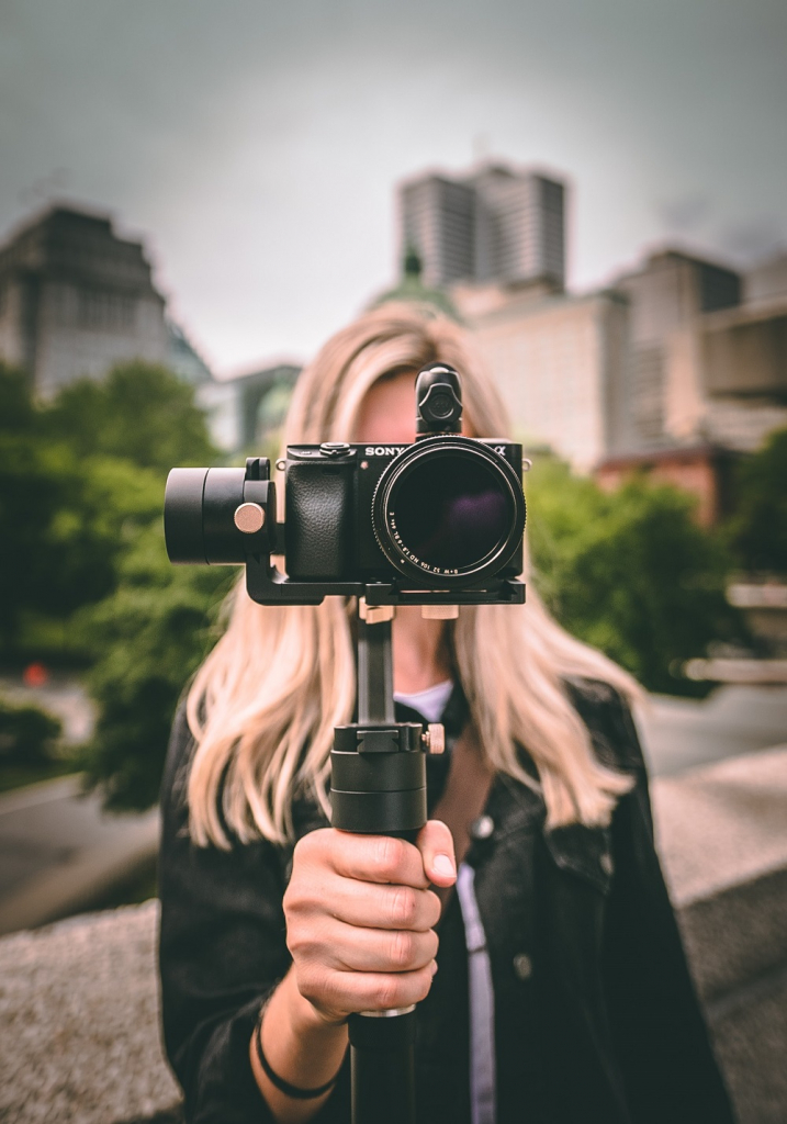 Promote your photography business with video