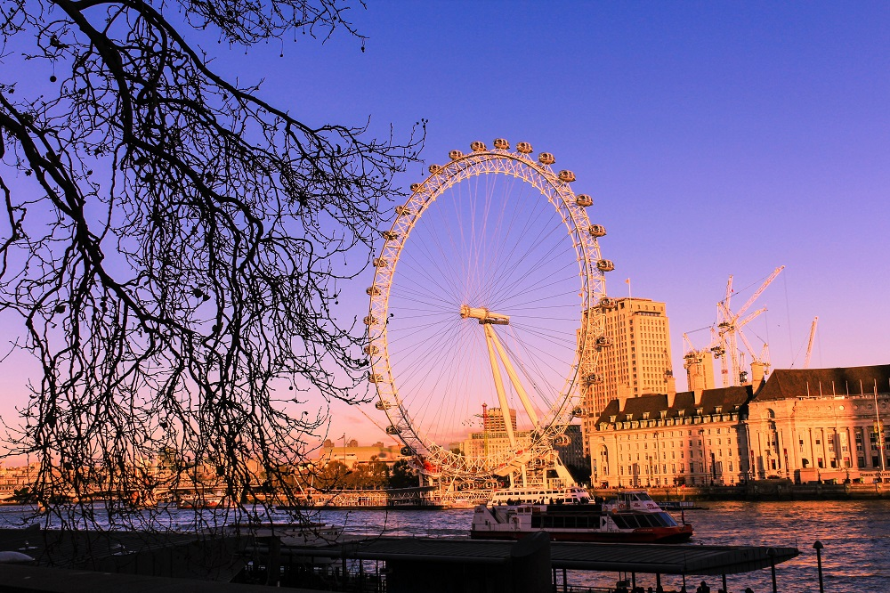 Autumn events in London