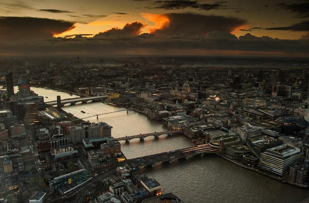 London autumn events