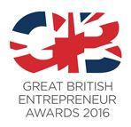 GREAT BRITAIN ENTERPRENEUR AWARD