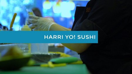 Harri Partners with YO! Sushi