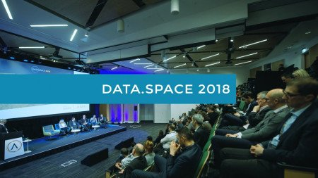 A video snapshot of DATA.SPACE 2018
